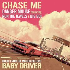 BABY DRIVER - Danger Mouse, Run The Jewels - Chase Me (BLACK FRIDAY VINYL 2017)
