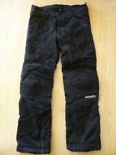 Motorradhose im Jeansstil von Vanucci für Herren (52) mit Protektoren