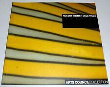 Recent British Sculpture 1993 GROUP ART EXHIBITION CATALOGUE Antony Gormley etc