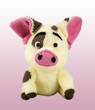 Knitting pattern: Pua Moana Disney Pig Toy