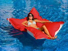 """Floating Luxuries King Kai Pool Float Logo Red Color, 59"""" W x 72"""" L  / FL224"""