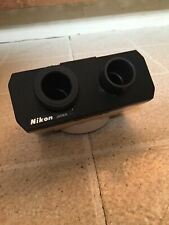 Nikon Alphaphot Microscope Replacement Binocular Head