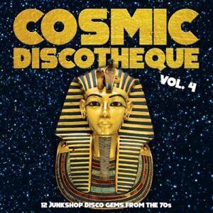 VARIOUS - Cosmic Discotheque 4 - LP Naughty Rhythm