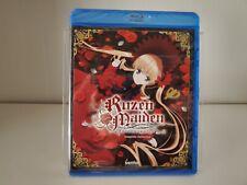 ROZEN MAIDEN ZURUCKSPULEN  Blu-Ray NEW Anime