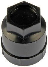 Dorman # 611-605 - 5 Pack - Black Wheel Nut Cover M24-2.0, Hex 19mm