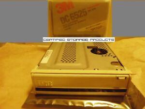 Tandberg TDC-4120 SLR Internal SCSI Drive TDC-3800 PT-10 Data Tape & 3 Resistors