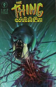 The Thing From Another World #1, Dark Horse Comics 1991, 1 of 2