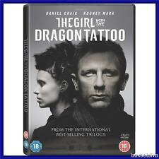 Girl With The Dragon Tattoo 5035822083936 DVD Region 2