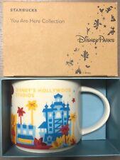 Disney's Hollywood Studios V1 You Are Here (YAH) Starbucks Mug.  NWT NIB