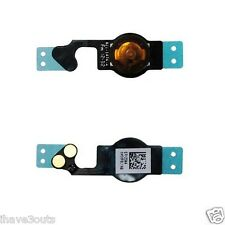 iPhone 5 Home Menu Button Key Flex Ribbon Cable Repair Part Replacement Parts
