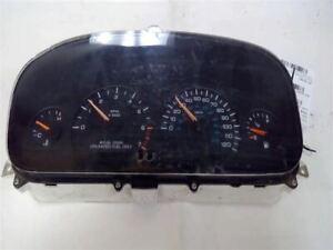 Speedometer Cluster 3 Speed MPH Fits 99-00 CARAVAN 169768