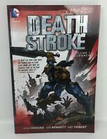 DEATH STROKE Volume 1 Legacy Kyle Higgins DC TPB Graphic Novel