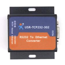 USR-TCP232-302 RS232 to TCPIP/RJ45 Converter Serial to Ethernet Server Module