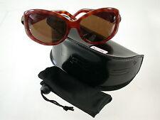 Original Osiris Damen Lady Sonnenbrille Brille Sunglasses Glasses New Braun (6)