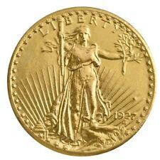$20 Saint-Gaudens Gold Double Eagle (Cleaned - Random Year) - SKU #9120