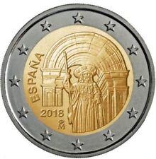 manueduc  ESPAÑA  2018 2 EUROS  Santiago Compostela Nueva