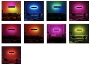 Spektakulär tolle LED Wandlampe