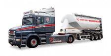 Herpa LKW Scania Hauber Aerop. Eutersilo-SZ Herzer 932653