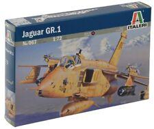 1/72 Aircraft Jaguar GR.1 ITALERI 067 Model kit