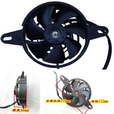 1xMotorcycle ATV UTV Oil Cooler Water Cooler Electric Radiator Cooling Fan Buggy