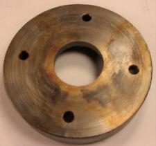 Screw Machine Spindle #22 Collet Nose Nut, B&S, Brown & Sharpe
