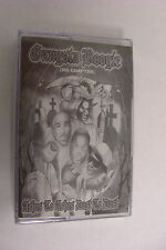 GANGSTA BOOGIE ashes to ashes dust to dust (no chapter) rap mixtape cassette
