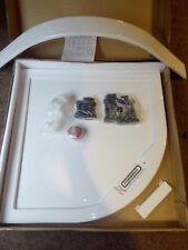 quadrant shower tray 900 x900 BESPOKE WASTE 25 YEAR GUARANTEE