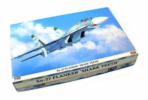 Hasegawa Aircraft Model 1/72 Su-27 FLANKER Shark Teeth Hobby 01995 H1995