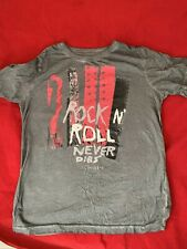 CONVERSE Rock N Roll Never Dies Boys Cool Cotton T-Shirt Age 12-13 Years