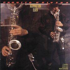 Paquito D'Rivera-  Manhattan Burn.....new cassette!