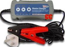 12v Leisure Battery STEP Charger  caravan storage 12 v intelligent 5 STAGE 120Ah