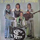 "Vinyle 45T Crazy Horse ""De juillet jusqu'a septembre"""