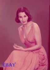Silvana Mangano Vintage 5  X  7   Transparency circa 1953