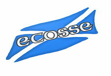 Genuine New VAUXHALL ECOSSE SCOTTISH FLAG DECAL Corsa Astra Coupe Left or Rear