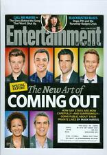 2012 Entertainment Weekly: Coming Out - Zachary Quinto/Neil Patrick Harris