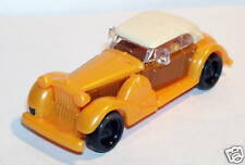 MPG FERRERO GB HO 1/87 MORGAN CABRIOLET ? MARRON ORANGE
