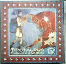 MINOTAURUS  /   PIATNIK - THETA  (OVP)