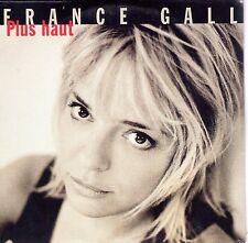 PLUS HAUT - GALL FRANCE (CD SINGLE)