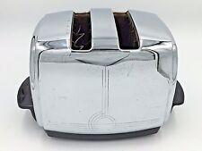 1950s Vintage Sunbeam Auto Drop Toaster Model T-20B Radiant Control Bakelite