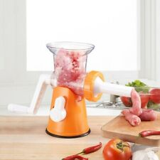 Useful Tools Powerful Meat Grinder Multifunctional Manual Food Cutter Proce F2S1