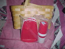 Fully Equipped Picnic Basket For 4, Campbell Soup And Swanson Prize Winner