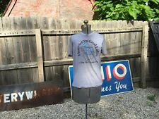 New listing Vintage gray t-shirt I traveled the Great Lakes at the Fort Wayne Ymca