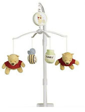Disney Mobile, Winnie The Pooh Infant Baby Musical Mobile Lullaby Sleep Soothe