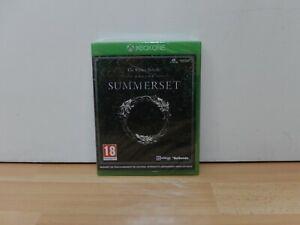Jeu Summerset Xbox One - NEUF