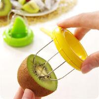 Mini Fruit Kiwi Cutter Peeler Slicer Kitchen Gadgets Tools Kiwi peeling tools
