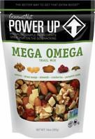 Power Up Trail Mix, Mega Omega Trail Mix  Keto-Friendly  Paleo-Friendly  Non-GMO