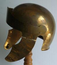 Bronze Greco/Roman Helm Custom Made One of a Kind