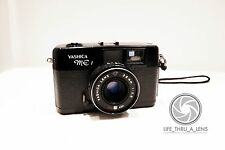 Yashica ME 1 35mm film point and shoot camera lomo retro