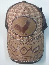 Gorra Charra Western Cowboy GO ID 100 Negro/Beige