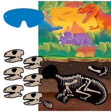 Party Supplies Decorations Boys Birthday Prehistoric Dinosaurs Game